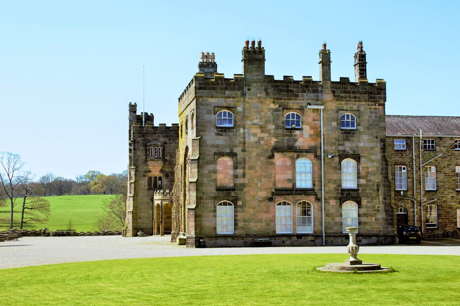 Ripley Castle, North Yorkshire