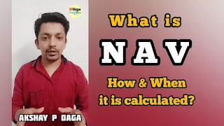 What is NAV... How & When it is calculated? | Investment Ideas by APDaga