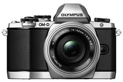Review of Olympus OMD E-M10