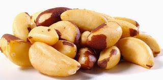 kacang brazil