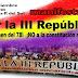 Ocho puntos para avanzar hacia la Tercera República