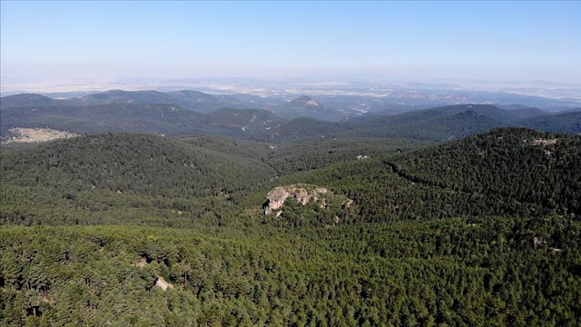 تركيا بالعربي - تركيا جبل التركمان تستعد لدخول قائمة السياحة البيئية والطبيعية