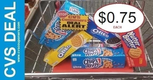 CVS Deal on Oreo Cookies 9-5-9-11