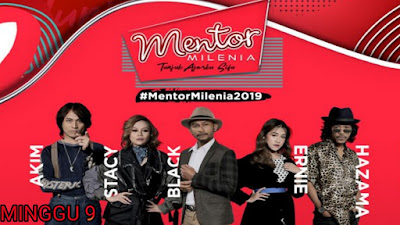 Live Streaming Mentor Milenia 2019 Minggu 9