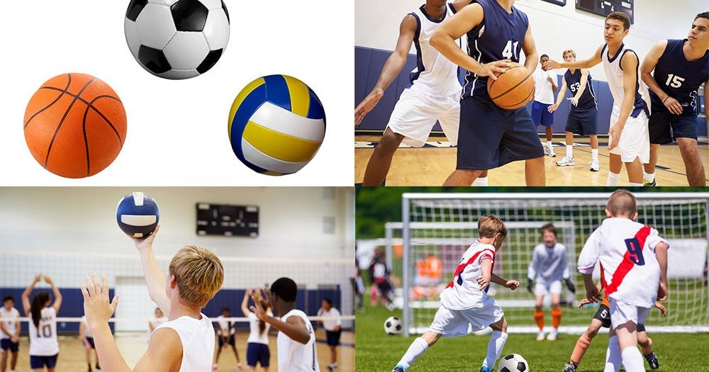 Sejarah Singkat Permainan Sepak Bola Bola Voli Dan Bola Basket Smp Negeri 1 Bakauheni