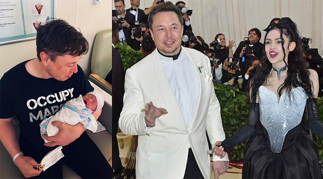 "X Æ A-12"" Nak Sebut Macam Mana Nama Elon Musk Ni"