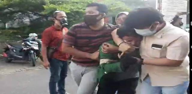 Begini Penjelasan Mabes Polri Soal Video Polisi Nyamar Jadi Mahasiswa Yang Viral