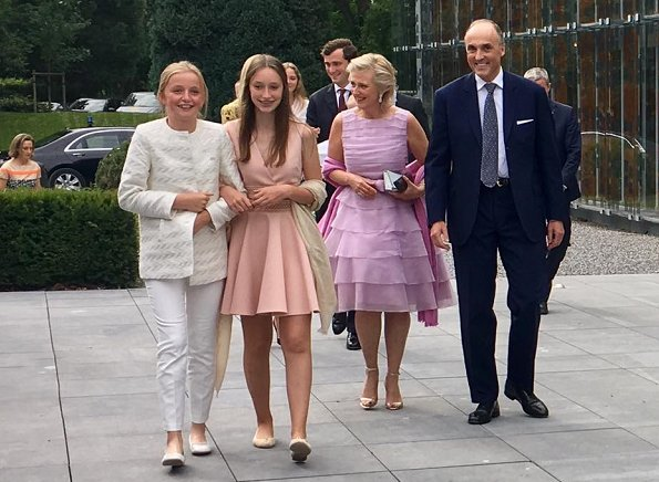 The birthday party is organised by the Foundation Queen Paola, the Queen Elisabeth Music Chapel and Missing Children Europe.