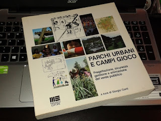 Consiglio di lettura: Parchi urbani e campi gioco - 1
