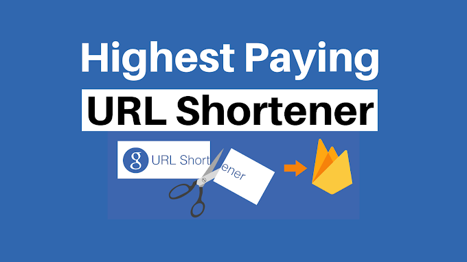Top 10 Best URL Shorteners 2020 - Best, Highest Paying URL Shorteners