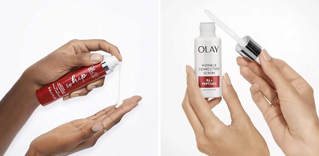 Olay Whip Moisturizer with Sunscreen SPF 40