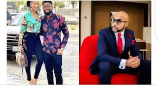Banky W Drags Basket Mouth Over His Wife Adesua Etomi