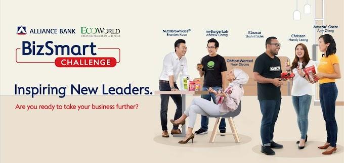 Usahawan PKS Perlu Sertai Alliance Bank-EcoWorld BizSmart Challenge Untuk Rebut Hadiah 1.5 Juta