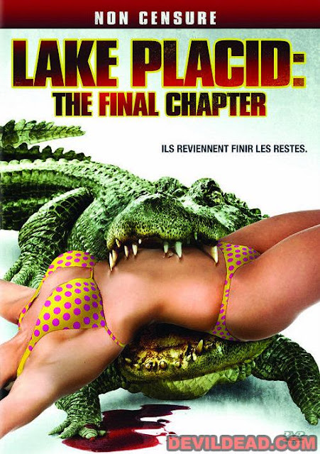 Lake Placid 4 The Final Chapter (2012) โคตรเคี่ยมบึงนรก 4