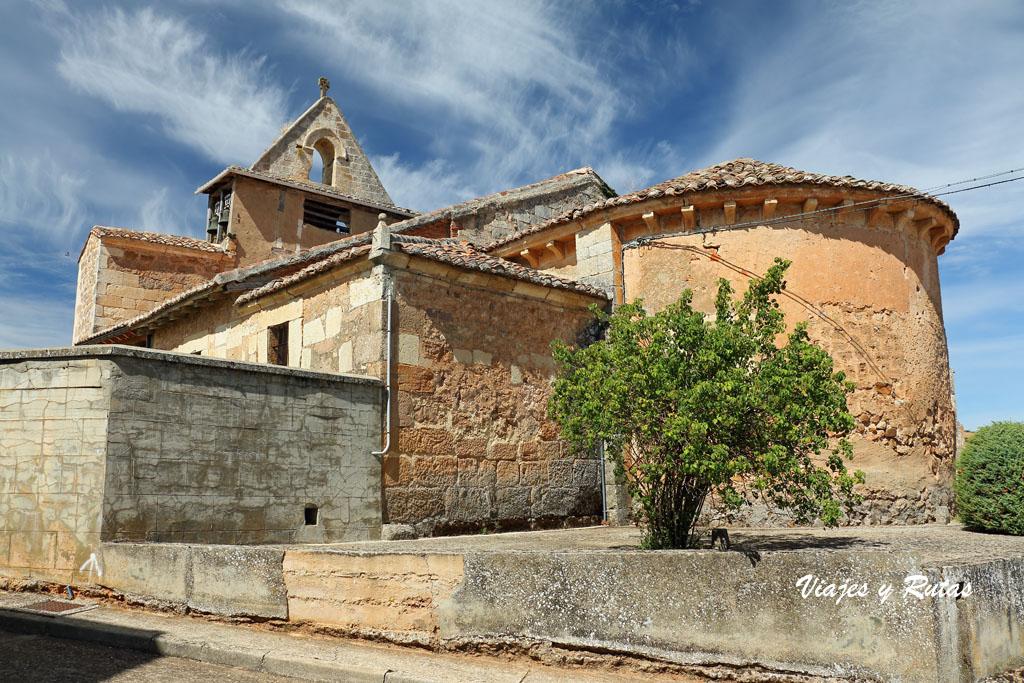 Iglesia de la Asunción de Quintanatello de Ojeda