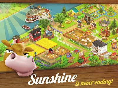 Hay Day Apk v1.33.130 Mod (Unlimited Money)