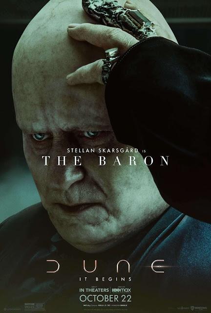 Stellan Skarsgard as Baron Harkonnen