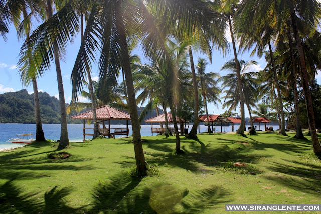 tourist destinations in Dinagat Islands