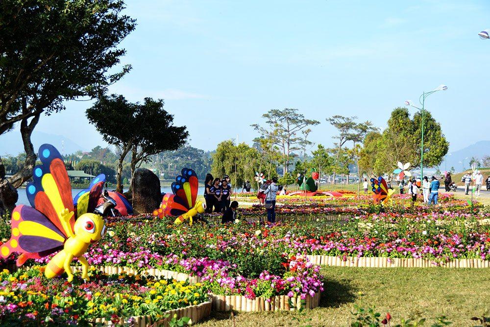 Hội chợ – Triển lãm Thương mại – Du lịch Festival Hoa Đà Lạt 2017