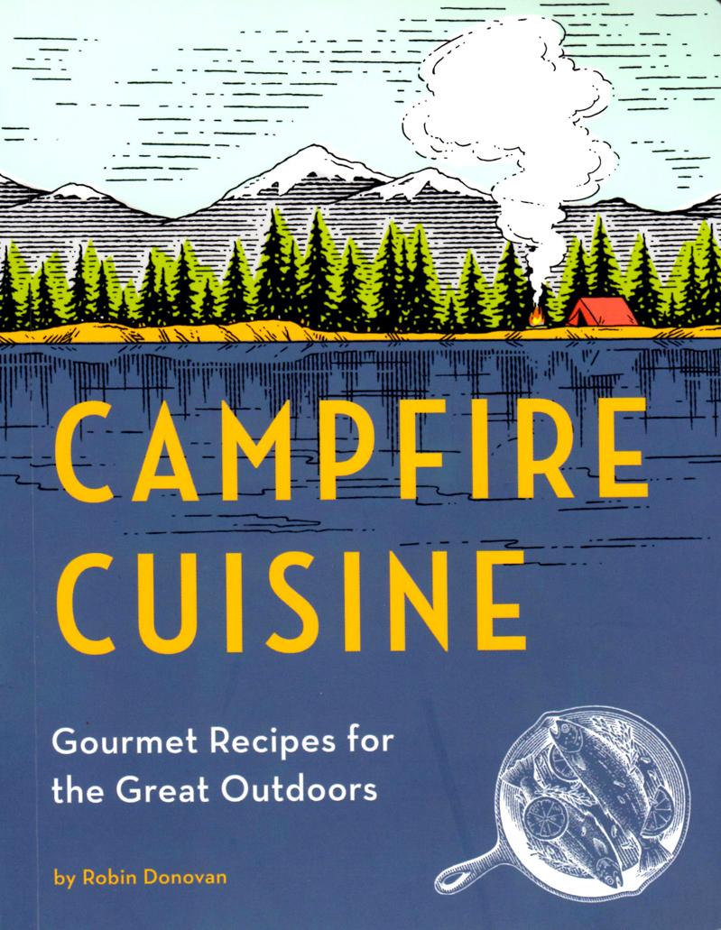 Campfire Cuisine Book Cover