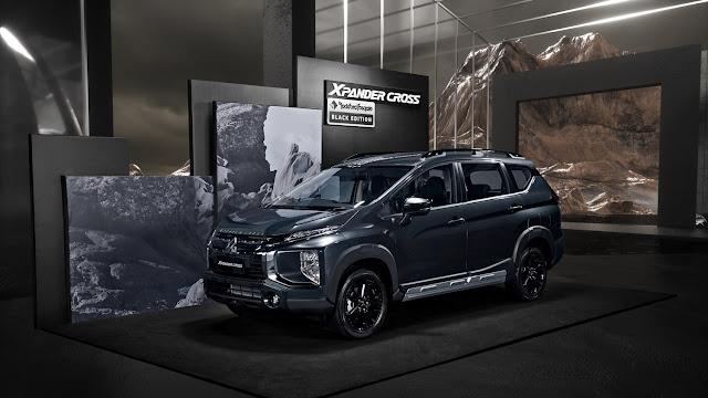 Harga Mitsubishi Xpander Cross Rockford Fosgate Black Edition