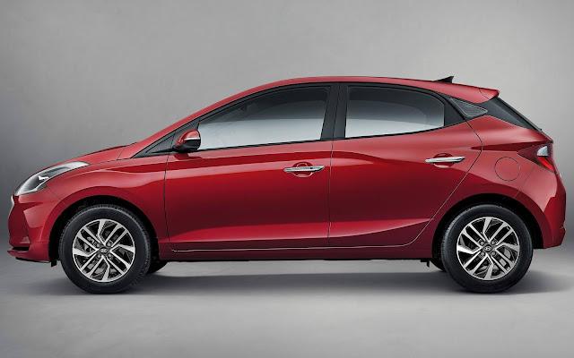 Hyundai HB20 2020 Lauch Edition