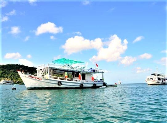 Cho Thuê Tàu Du Lịch Phú Quốc nhanh chóng  - tiện lợi - 1