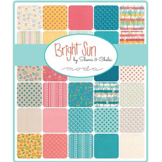 Moda Bright Sun Fabric by Sherri & Chelsi for Moda Fabrics