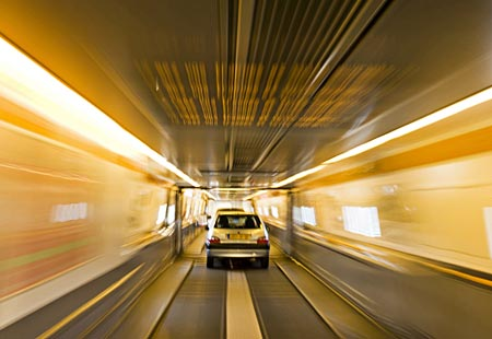 3d Wallpapers For Nokia E63 Cool Images English Channel Tunnel