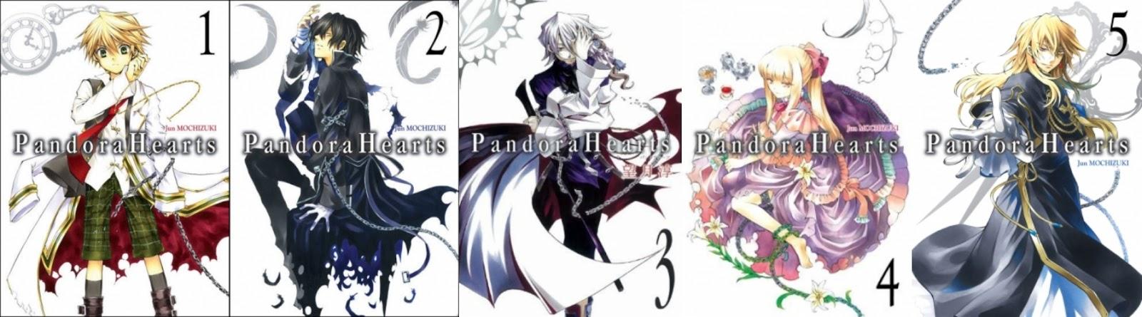 pandora hearts tome 5