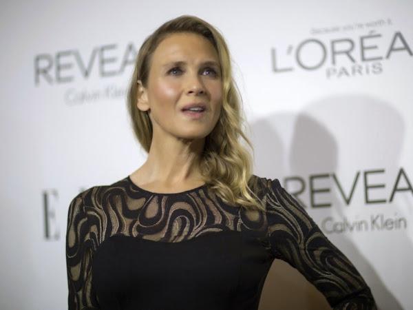 IzzaShares: So what happened to Renée Zellweger?!