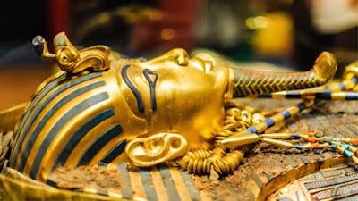 False Beard in Ancient Egyptian