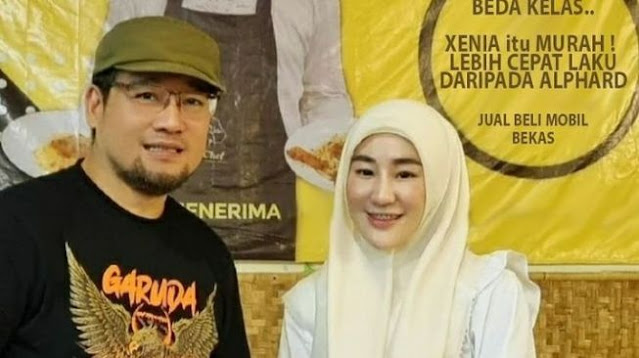 Unggah Foto Bersama Larissa Chou, Sekjen Mualaf Center: Sayang Istri Tapi Berzina