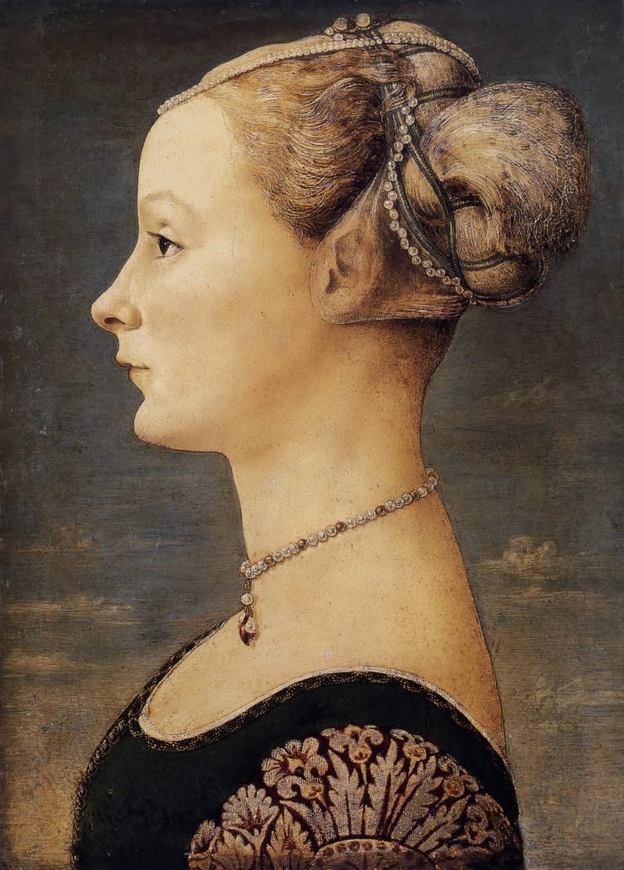 fashionkiag: renaissance hairstyles