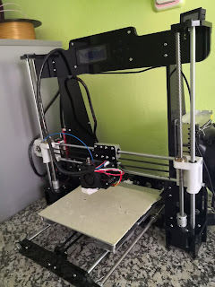 A8Net 3D Yazıcım