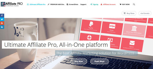 Ultimate Affiliate Pro - Plugin Wordpress untuk Program Affiliasi Toko Online