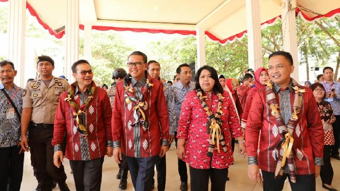 Kepala BKKBN RI Apresiasi Sambutan Pemkab Bantaeng di Jambore IPeKB