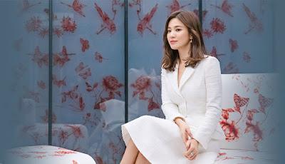 5 Rahasia Awet Muda Ala Song Hye Kyo