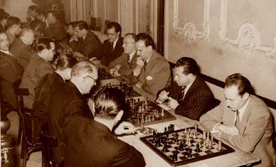 Sala de juego del Match Ayuntamiento de Barcelona - Diputación de Barcelona