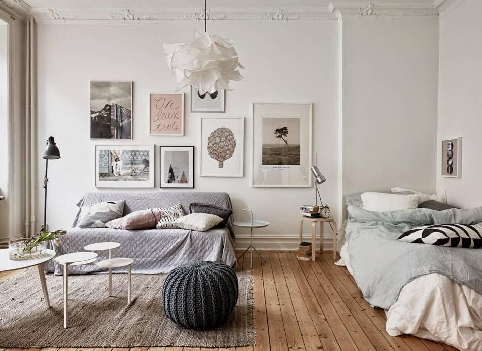 tips voor het inrichten van een klein huis of a