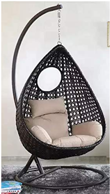 Universal Furniture Hanging Swing Chair of Bamboo for Outdoor/Indoor/Balcony/Garden