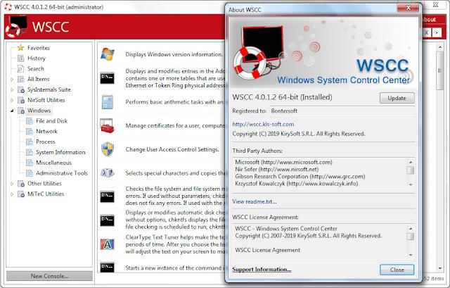 Screenshot WSCC 4.0.1.2 Full Version