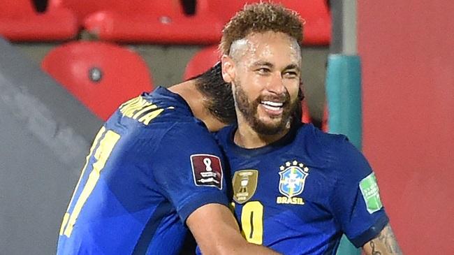 نتيجة مباراة البرازيل وباراجواي تصفيات كأس العالم