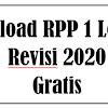 Download RPP PKN 1 Lembar Kelas 10 Revisi 2020