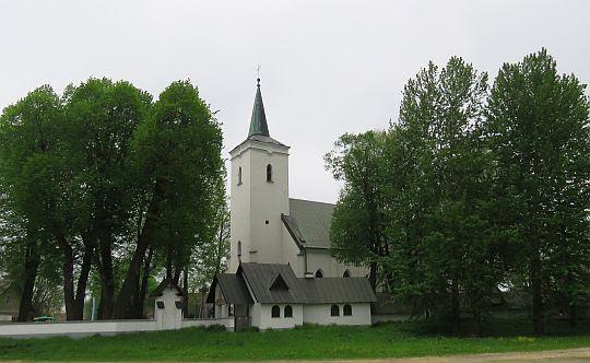 Bazylika Wniebowzięcia Najświętszej Marii Panny w Ludźmierzu.