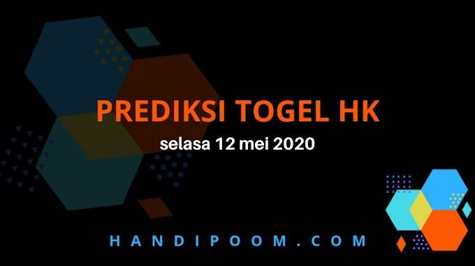 Prediksi Togel Hk Selasa 12 Mei 2020