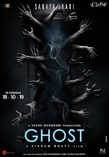 Ghost (2019) Hindi Movie Download 300MB 480p HDRip