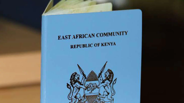 How to Pay for Kenyan Passport Using Mpesa
