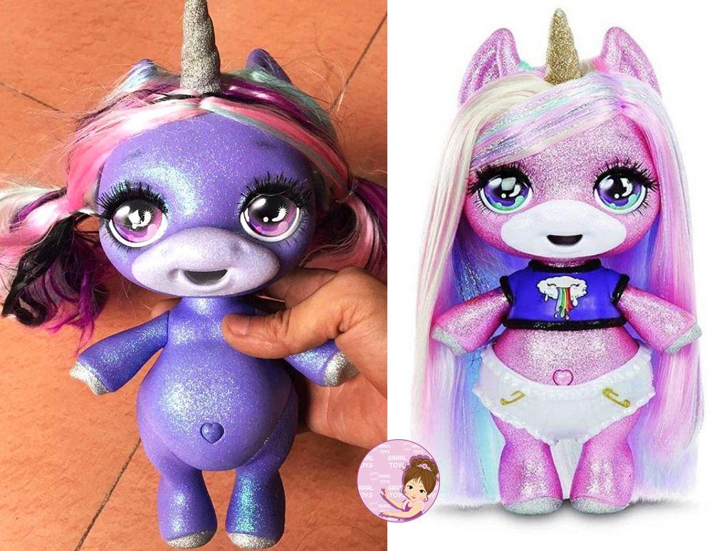 Glitter Poopsie Unicorn Surprise dolls 2019
