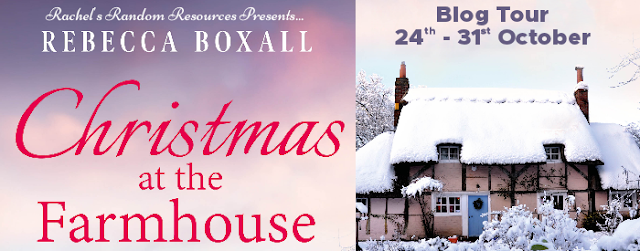 Christmas at the Farmhouse by Rebecca Boxall Review